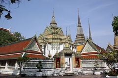 Wat Pho, Bangkok Stock Photos