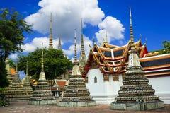 Wat Pho in Bangkok, Thailand Stock Photos