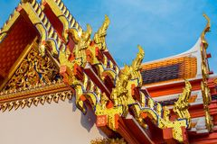 Wat Pho In Bangkok Stock Image