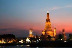 Wat Pho, Banguecoque, Tailândia Fotografia de Stock
