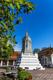 Wat pho is the beautiful temple in Bangkok, Thailand. Royalty Free Stock Images