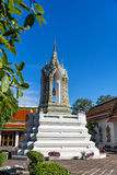 Wat pho is the beautiful temple in Bangkok, Thailand. Royalty Free Stock Photo