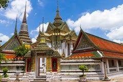 Wat pho - Bhuda bild Thailand Fotografering för Bildbyråer