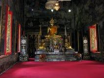 Wat Pho Buddha obraz royalty free