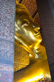 Wat Pho Buddha in Bangkok Lizenzfreies Stockbild
