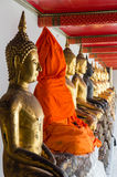 Wat Pho Buddha Stock Photography