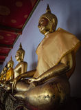 Wat Pho Buddha Royalty Free Stock Photos