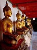 Wat Pho Buddhas стоковые фотографии rf