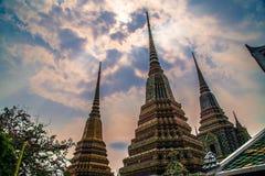 Wat Pho Royalty Free Stock Photos
