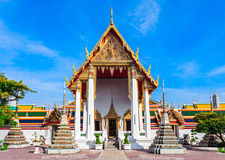 Wat Pho, Bangkok Stock Photo