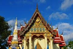 Wat Pho Chai Стоковое Изображение RF