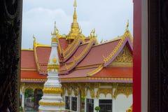 Wat Pho Chai, Nong Khai Province, Tailandia Fotos de archivo