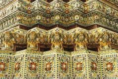 Wat Pho (Doende leunen Boedha) in Bangkok, Thailand Royalty-vrije Stock Afbeelding