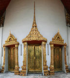 Wat Pho doors Stock Photography