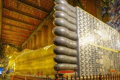 Wat Pho em Banguecoque, Tailândia Fotos de Stock
