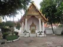 Wat Pho en Bangkok, Tailandia Foto de archivo