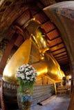 Wat Pho en Tailandia Foto de archivo libre de regalías
