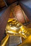 Wat Pho jest Buddyjskim świątynią Zdjęcie Stock