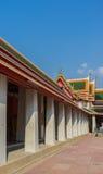 Wat Pho Kaew, Bangkok, Thaïlande Photo stock