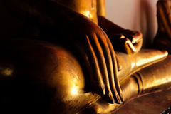 Wat Pho. Is the largest and oldest temple in Bangkok, Thailand stock photo