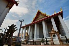 Wat Pho main temple. Bangkok. Thailand Royalty Free Stock Image