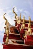 Wat Pho oder Wat Phra Chetupon Vimolmangklararm Lizenzfreies Stockfoto