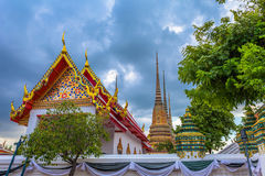 Wat Pho ou Wat Phra Chetuphon photographie stock