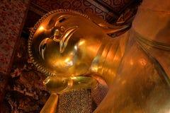 Wat Pho. Reclining Buddha at Wat Pho Royalty Free Stock Images