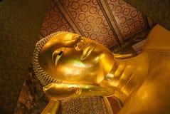Wat Pho Reclining Buddha Royalty Free Stock Image