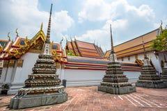 Wat Pho Scenic View Fotografering för Bildbyråer