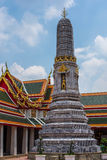 Wat Pho Scenic View Royaltyfri Bild