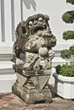 Wat Pho Statue Stock Photo