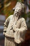 Wat Pho stone guardian statue, Thailand Royalty Free Stock Photos