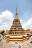 Wat Pho Stupa. Stupa inside the Wat Pho, The temple of the Reclining Buddha Royalty Free Stock Images