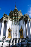 Wat Pho tempel Arkivbild