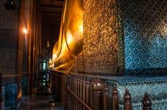 Wat-Pho tempel Royaltyfria Foton