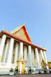 Wat Pho Arkivfoto