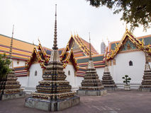 Wat Pho Temple. Wat Pho, Thailand stock photos