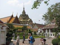 Wat Pho Temple 05 images libres de droits
