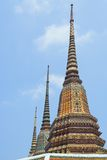 Wat Pho Temple, Bangkok Royalty Free Stock Photo