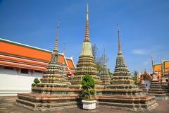 Wat Pho temple, Bangkok,Thailand Stock Image