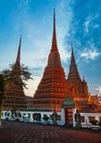 Wat Pho temple, Bangkok, Thailand Royalty Free Stock Image