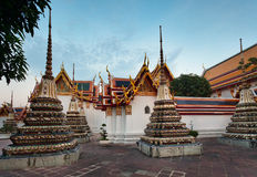 Wat Pho temple, Bangkok, Thailand Royalty Free Stock Photo