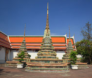 Wat Pho temple, Bangkok,Thailand Royalty Free Stock Photo
