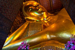 Wat Pho Temple, bangkok, Thailand. Royalty Free Stock Photography