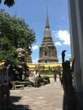 Wat Pho Royalty Free Stock Photo