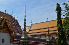 Wat Pho temple, Bangkok, Thailand. Wat pho at Bangkok, Thailand Royalty Free Stock Photography