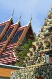 Wat Pho temple, Bangkok, Thailand. Wat pho at Bangkok, Thailand Royalty Free Stock Image