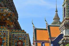 Wat Pho temple, Bangkok, Thailand. Wat pho at Bangkok, Thailand Stock Images