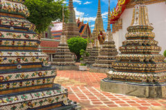 Wat Pho Temple Royalty Free Stock Images